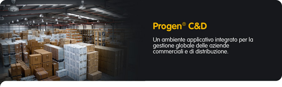 Progen Commerce & Distribution